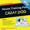 Housebreaking PEE PEE Pads für Puppies (2324)