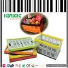 Dobráveis plásticos Multi-Usam caixas do armazenamento