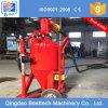Máquina de sopro nova da areia da água do projeto de Besttech, potenciômetro do sopro de areia
