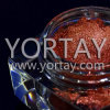 Pigmento rojo marrón cristalino de la perla (SW6532)