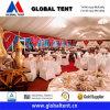 Tienda de aluminio al aire libre del banquete de boda de la guarnición de lujo