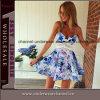 Madame imprimée par fleur Fashion Dresses de 2015 ventes en gros