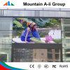 P8 schermo di visualizzazione esterno impermeabile di film di colore completo LED
