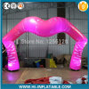 2016new! ! ! 결혼식, Valentine의 Day, Party Decoration LED Light Inflatable Arch/아치길, Inflatable Entrance Arch, Sale를 위한 Inflatable Advertizing Arch