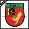 Embroidery su ordinazione Label per Company Uniform Use (BYH-10827)