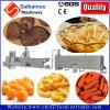 Le maïs souffle chaîne de fabrication de casse-croûte faisant la machine
