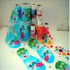 Machine d'impression de gravure de sachet en plastique de 8 couleurs