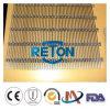 Pannelli reticolari in espansione alluminio decorativo del metallo/rete metallica decorativa del favo/maglia decorativa del metallo