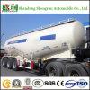 Camion-citerne en bloc de remorque de transporteur de la colle d'essieu de la qualité 55cbm 3