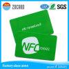 無接触RFIDのスマートカードNFCの名刺
