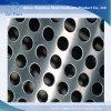 Maille perforée de trou rond pour les machines en plastique