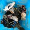 Verwendete Schuh-Männer für Hand des Verkaufs-zweite Sports Schuhe