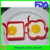 Silicone que cozinha o molde do anel do ovo (SY-ER-004)
