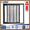 Doppio alluminio lustrato di alluminio della finestra di vetro