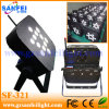 12*15W Batterie-angeschaltenes Wireless 6in1 Stage PAR Light