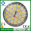 3.5W GU10 SMD 5050 Warm White LED Spot Lamp AC85 aan 265V