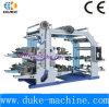 Machine d'impression flexographique de quatre couleurs (YT-600)