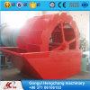 Automatischer Rad-Mineralsteinsand-waschende Maschinerie