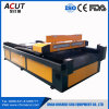 Gravure de laser de contre-plaqué de vente et machine de découpage chaudes
