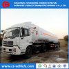 Tri-Árbol 42000 litros acoplado del depósito de gasolina del buque 42cbm de diesel/de la gasolina/de petróleo