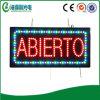 LED Abiertoの印LEDのアクリルの印(HAS0069)