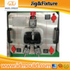 工具細工および型のための高精度のジグ、テキストのジグおよび据え付け品クランプ
