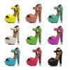 Nueva señora Summer Sandals (S14) del alto talón del diseño