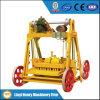 Передвижная машина Blockmaking полости цемента пепла Qmy4-40