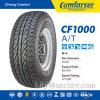 Neumático 35X12.50r17lt del coche del neumático de la polimerización en cadena del neumático de coche de la fábrica de China nuevo
