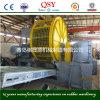 Macchina residua della trinciatrice della gomma Zps-900 per il riciclaggio della gomma dello scarto