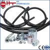 Boyau en caoutchouc hydraulique de pipe à haute pression de production d'usine