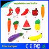 フルーツのPendriveの野菜のトマトのフラッシュカードのナスのメモリ棒