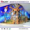 La publicité de publicité incurvée polychrome de /LED Sign/LED Screen/LED d'Afficheur LED de la galaxie P2.98/P3.91/P4.81/P5.95