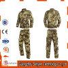 Het Katoen van 80% 20% Acu van het Patroon van de Polyester BosUniformen van het Leger van het Gevecht
