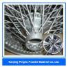 よく装飾的な特性が付いている銀製の粉のコーティング
