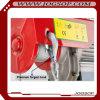 Mini élévateur de levage électrique maximum de l'élévateur 110V 50Hz de câble métallique de la capacité 500kg avec le haut
