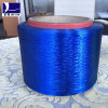 [Jinxia] da fábrica Anti-UV do fio de poliéster do fio da fibra narcótico funcional vendas diretas tingidas