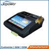 Posição aprovada do Android do Ce do Bis de EMV com impressora, câmera, leitor de NFC