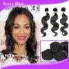 2017 новых продуктов продают сотка человеческие волосы оптом девственницы Remy объемной волны выдвижения волос бразильские (BW-098b)