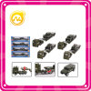 Cool Boy Alloy Car Military Vehicles Toy Alloy Trailer Toy