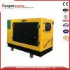 Neues Produkt mit vier Rädern unter leisem Generator des Kabinendach-8kw-18kw
