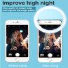 모든 친절한 이동 전화를 위한 휴대용 Selfie 반지 빛