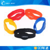 Wristbands del silicone di Em 125kHz con una memoria dei 64 bit