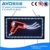 Segno sensibile del fon di rettangolo di Hidly LED