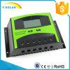 50A 12V/24Vはマイクロリンク3 PVの入力600Wおよび1200W Ld50bが付いている充満焦点の太陽電池パネルの料金のコントローラを使用した