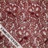 Tessuto nuziale splendido del merletto del nylon/rayon/cotone