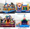 Aufblasbares glückliches Clown-Prahler-Schloss für Kinder