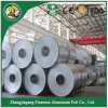 Papel de aluminio pila de discos caso de madera para la industria con el rodillo enorme