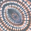 Tessuto di tessile di seta di stampa di 100% Digital (SZ-0076)
