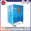 maquinaria de enchimento do brinquedo do algodão dos PP da capacidade 70-80kg/H